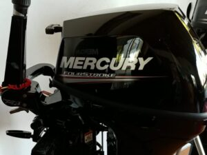Mercury F 9.9 HP