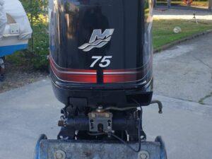 Mercury 75 ELPT 4S